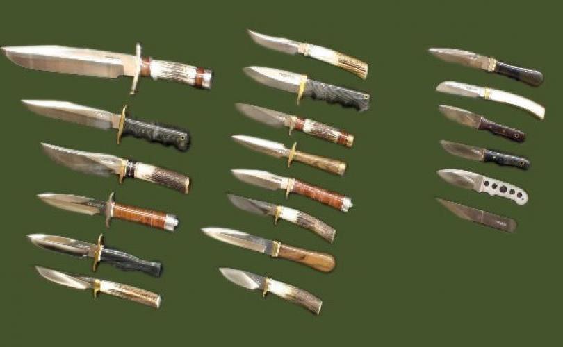 Upoznavanje s noževima Randall