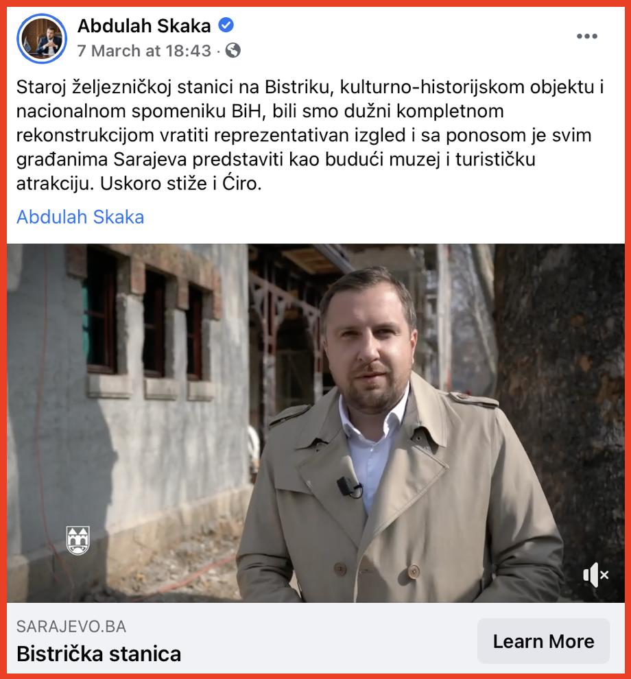 Abdulah Skaka Facebook
