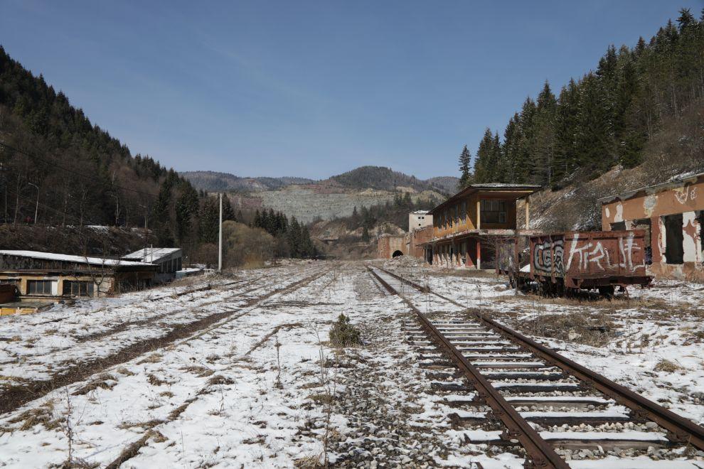 Vareš pruga mart 2021
