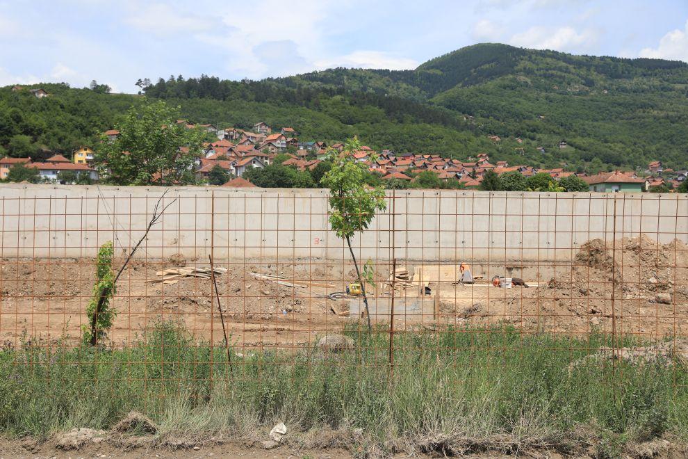 Zidovi na Drini Goražde