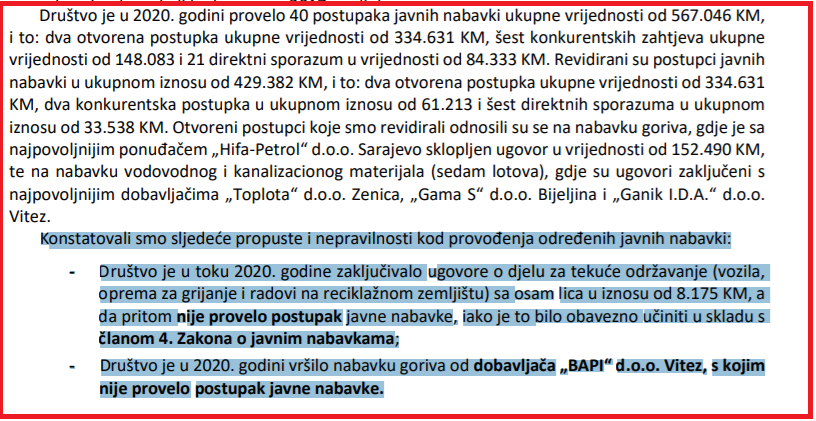 izvjestaj, javne nabavke (1)