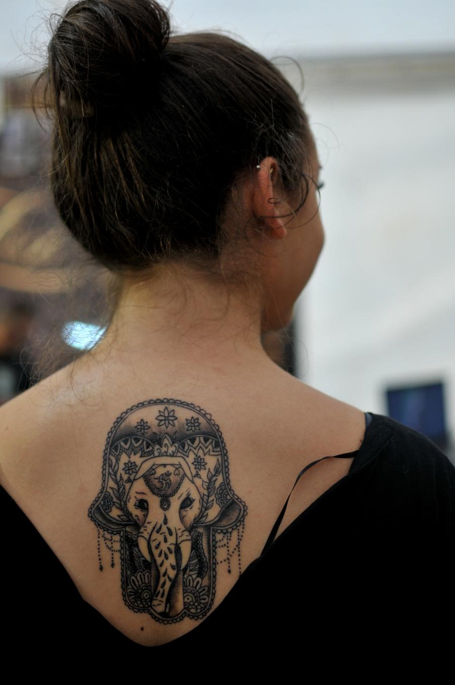 Web stranica za upoznavanje tetovaža